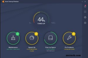 Avast cleanup product and serial key