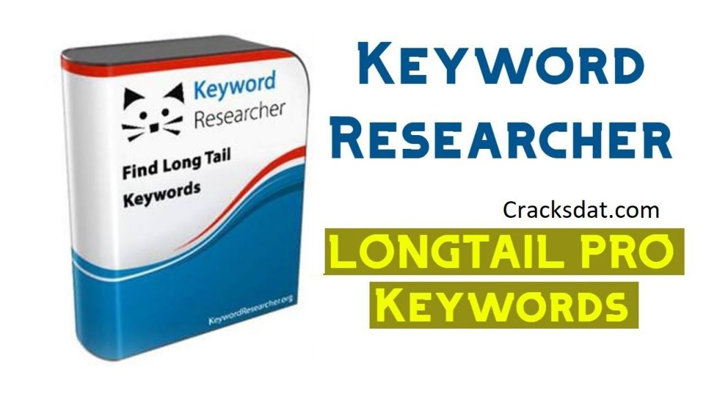 Keyword Researcher Pro Crack