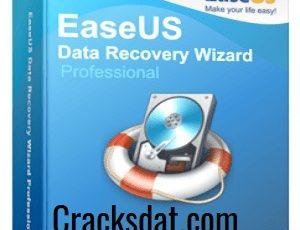 EaseUS Data Recovery Wizard 2020 Crack