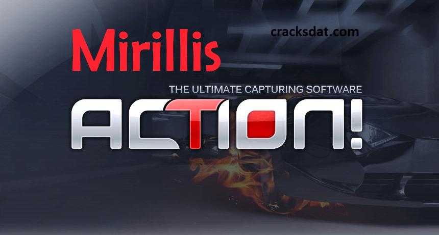 Mirillis Action Screen Recorder Crack